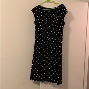 Ralph Lauren Dress- Flattering Fit